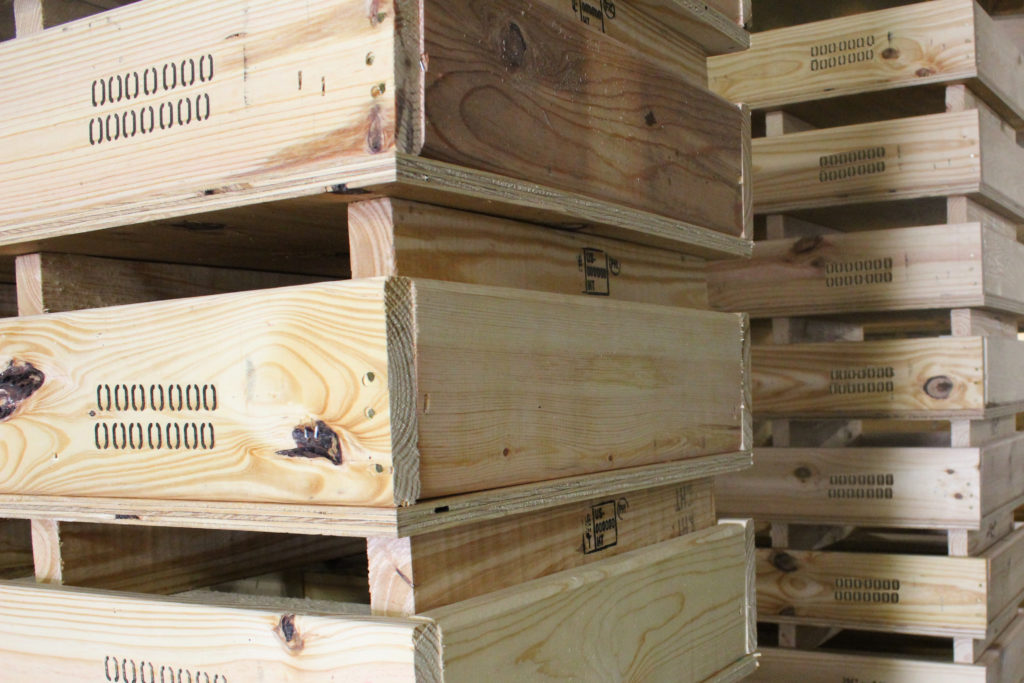Markleville Heat Treated Pallets